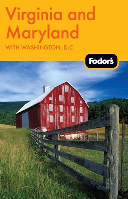 Fodor's Virginia and Maryland Cover Image