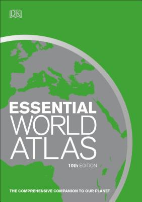 Essential World Atlas, 10th Edition Cover Image