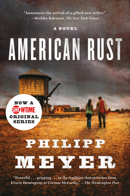 American Rust (Random House Reader's Circle) Cover Image