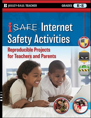 i-SAFE Internet Safety Activities Cover