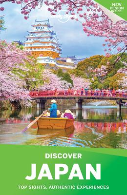 Lonely Planet Discover Japan (Discover Country) Cover Image