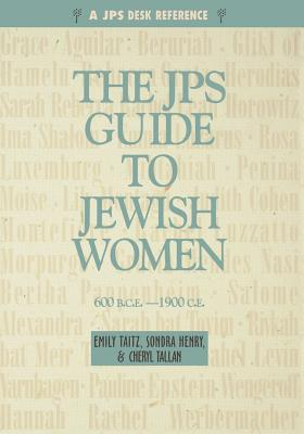 Cover for JPS Guide to Jewish Women