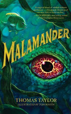 Malamander Cover Image