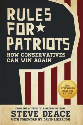 Rules for Patriots: How Conservatives Can Win Again Cover Image