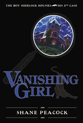 Vanishing Girl Cover