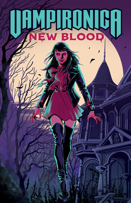 Vampironica: New Blood Cover Image