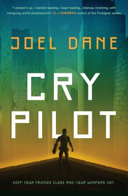 Cover for Cry Pilot