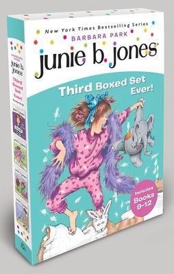 Junie B. Jones Third Boxed Set Ever!: Books 9-12 Cover Image