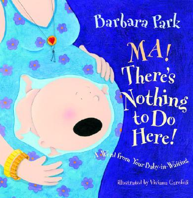 Ma! There's Nothing to Do Here! Cover