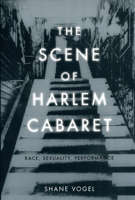 The Scene of Harlem Cabaret Cover