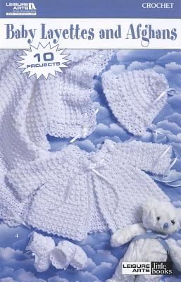 Baby Layettes and Afghans Cover
