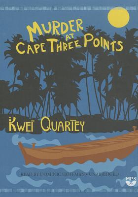 Cover for Murder at Cape Three Points (Inspector Darko Dawson Mysteries #3)
