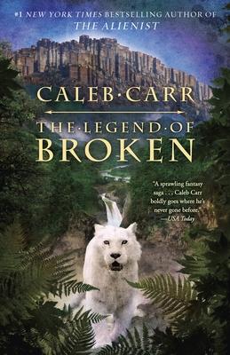 The Legend of Broken Cover