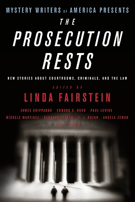 Mystery Writers of America Presents The Prosecution Rests Cover