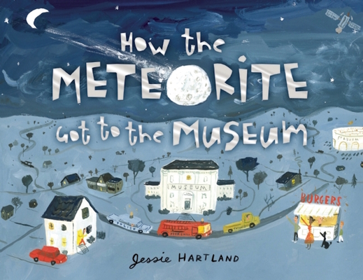Cover for How the Meteorite Got to the Museum