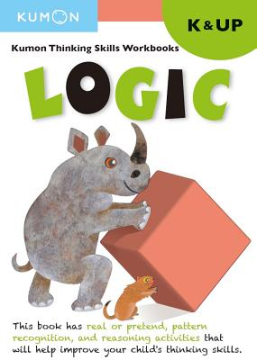 Thinking Skills K Logic (Thinking Skills Workbooks) Cover Image