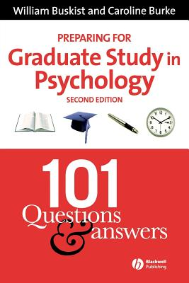 Preparing for Graduate Study in Psychology: 101 Questions and Answers Cover Image