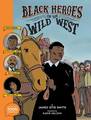 Cover for Black Heroes of the Wild West