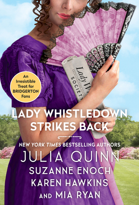Lady Whistledown Strikes Back Cover Image