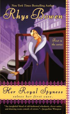 Her Royal Spyness (A Royal Spyness Mystery #1) Cover Image
