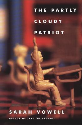 The Partly Cloudy Patriot Cover