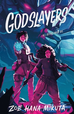 Godslayers (Gearbreakers #2) Cover Image