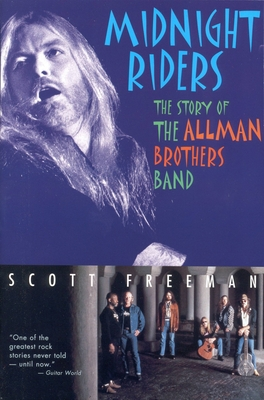 Midnight Riders Cover