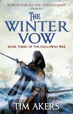 The Winter Vow (The Hallowed War #3) Cover Image