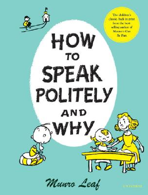 How to Speak Politely and Why Cover Image