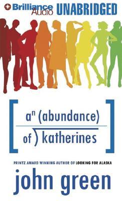 An Abundance of Katherines Cover Image