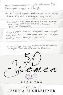50 Women: Book Two Cover Image