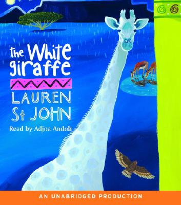 The White Giraffe Cover