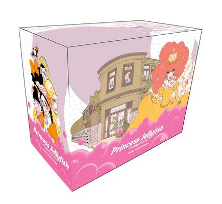 Princess Jellyfish Complete Manga Box Set Cover Image