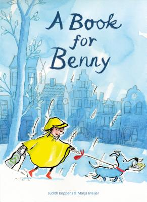 Cover for A Book for Benny