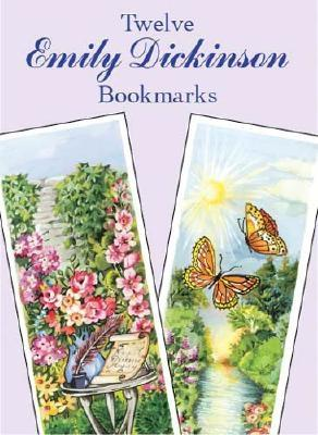 Twelve Emily Dickinson Bookmarks (Dover Bookmarks) Cover Image