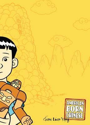 American Born Chinese Cover Image