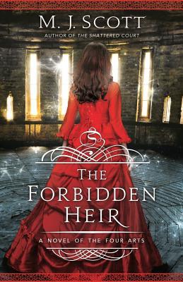 The Forbidden Heir: A Novel of the Four Arts Cover Image