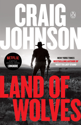 Land of Wolves: A Longmire Mystery Cover Image