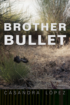 Brother Bullet: Poems (Sun Tracks  #84) Cover Image