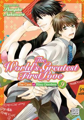 Cover for The World's Greatest First Love, Vol. 9 (The World's Greatest First Love #9)