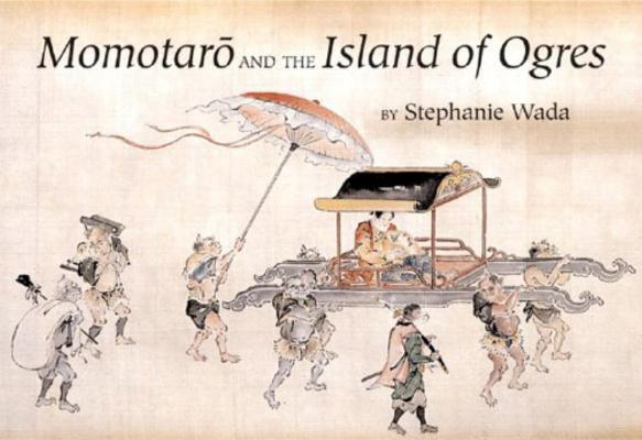 Momotaro and the Island of Ogres Cover