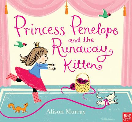 Princess Penelope and the Runaway Kitten Cover