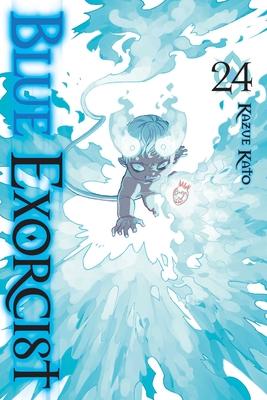 Blue Exorcist, Vol. 24 Cover Image