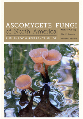 Ascomycete Fungi of North America: A Mushroom Reference Guide (Corrie Herring Hooks #69) Cover Image