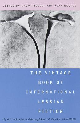 The Vintage Book of International Lesbian Fiction Cover Image