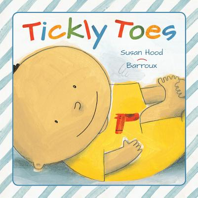 Cover for Tickly Toes