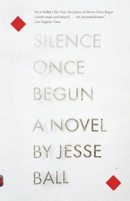 Silence Once Begun: A Novel (Vintage Contemporaries) Cover Image