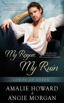 My Rogue, My Ruin Cover Image