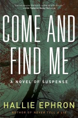 Come and Find Me Cover