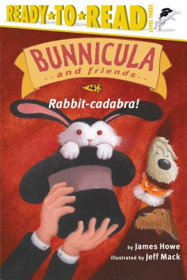Rabbit-Cadabra! Cover